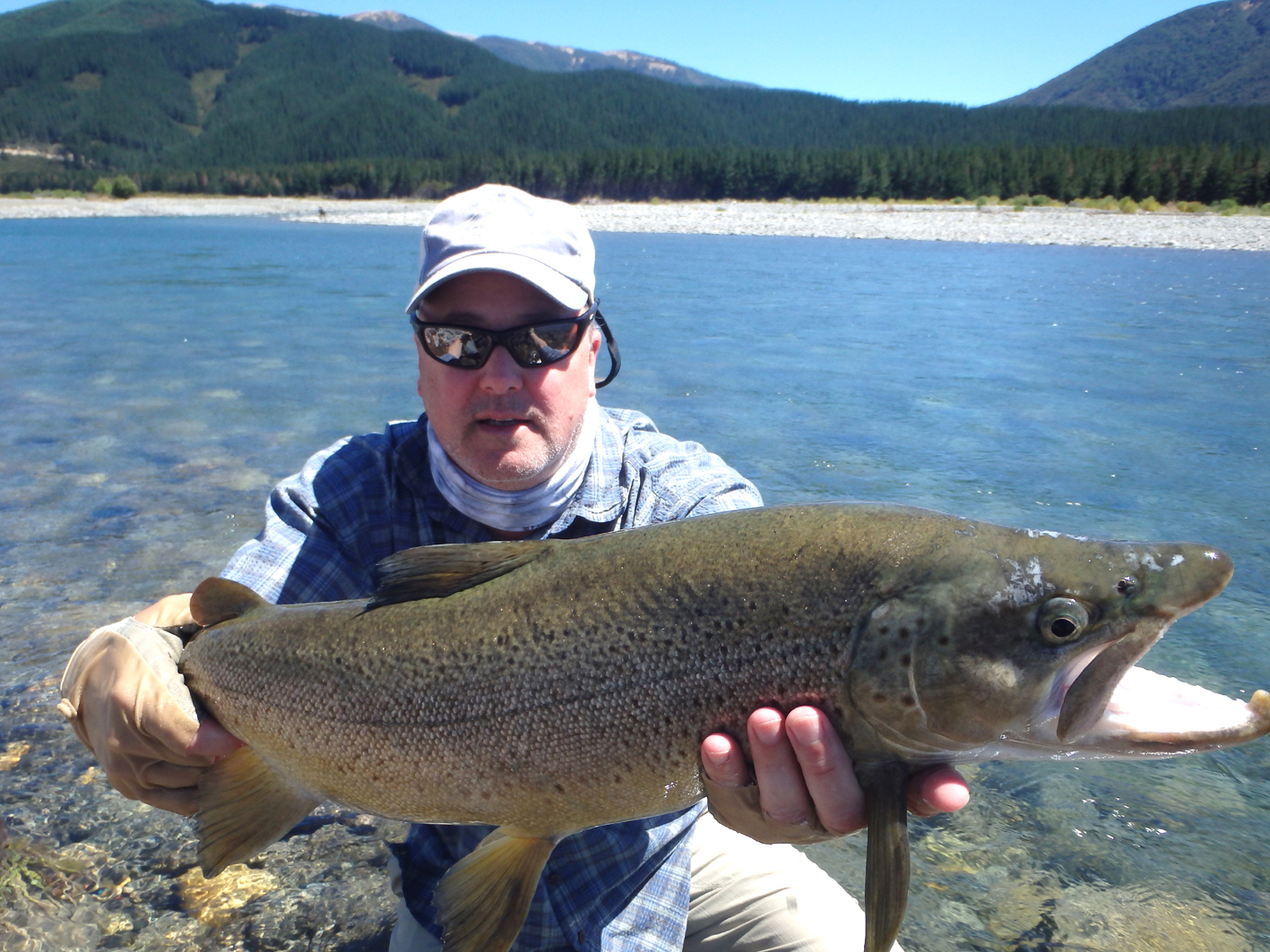 The most highly accredited fly fishing lodge in new zealand for New zealand fishing