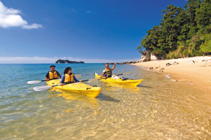 Abel Tasman - Sea Kayaking
