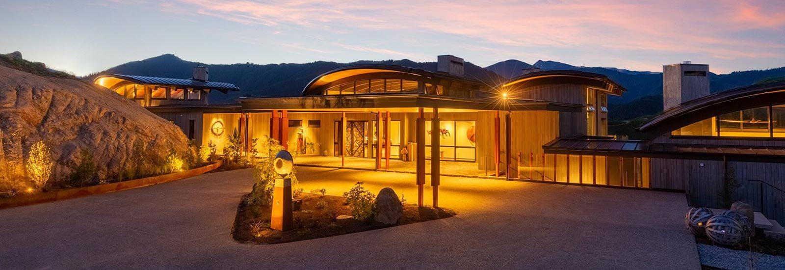 unique accommodation New Zealand