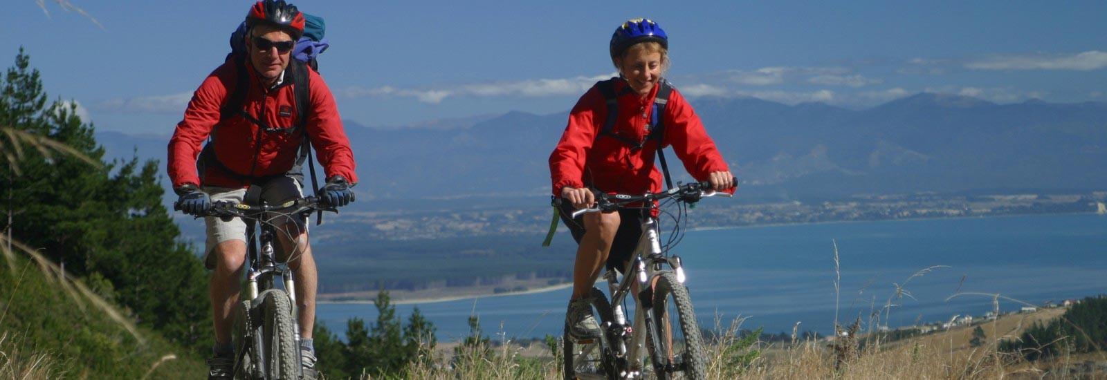 Guided Cycling Tours Abel Tasman